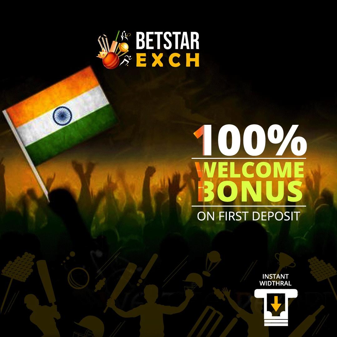 BetStar Exch 10% Welcome Bonus