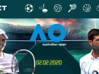22Bet - Dominic Thiem vs Noval Djokovic Final Bettign Odds