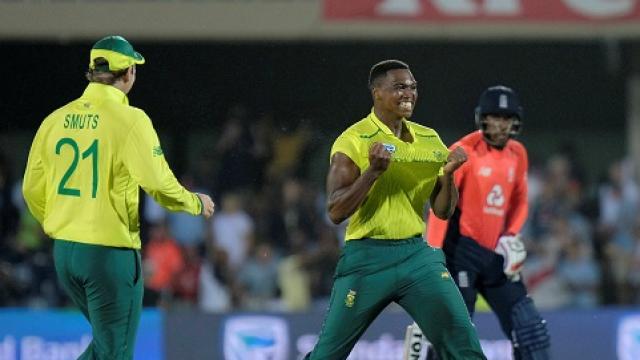 SA vs ENG 2019-20 - 2nd T20I Fantast Preview